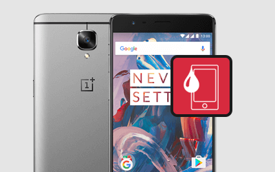 OnePlus 3 Mobile Liquid Damage Service, Liquid Damage