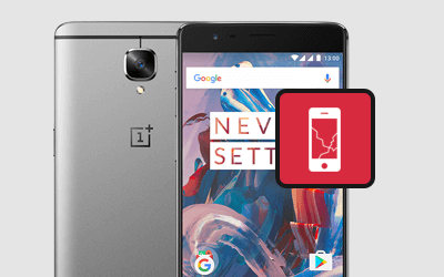 OnePlus 3 Mobile Screen Replacement, OnePlus 3 Mobile Screen Price in Chennai, Tamilnadu, India.