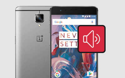 OnePlus 3 Mobile Speaker Repair and Replacement Price