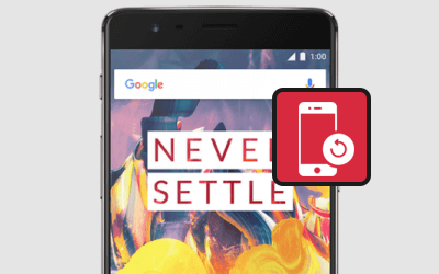 OnePlus 3t Mobile Data Recovery Service Cost