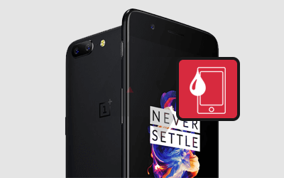 OnePlus 5 Mobile Liquid Damage Service, Liquid Damage