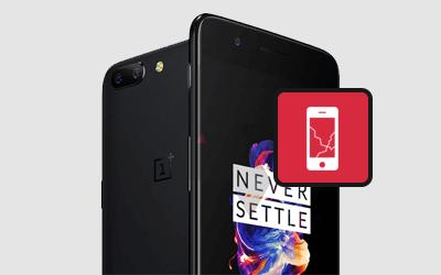 OnePlus 5 Mobile Screen Replacement, OnePlus 5 Mobile Screen Price in Chennai, Tamilnadu, India.