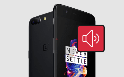 OnePlus 5 Mobile Speaker Repair and Replacement Price