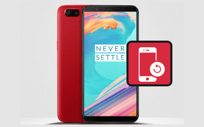 OnePlus 5T Mobile Data Recovery Service Cost