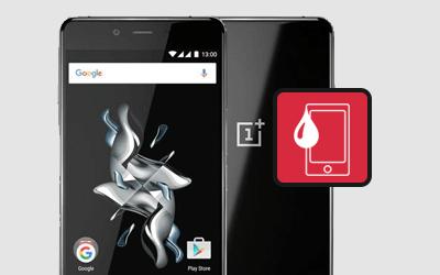 OnePlus x Mobile Liquid Damage Service, Liquid Damage
